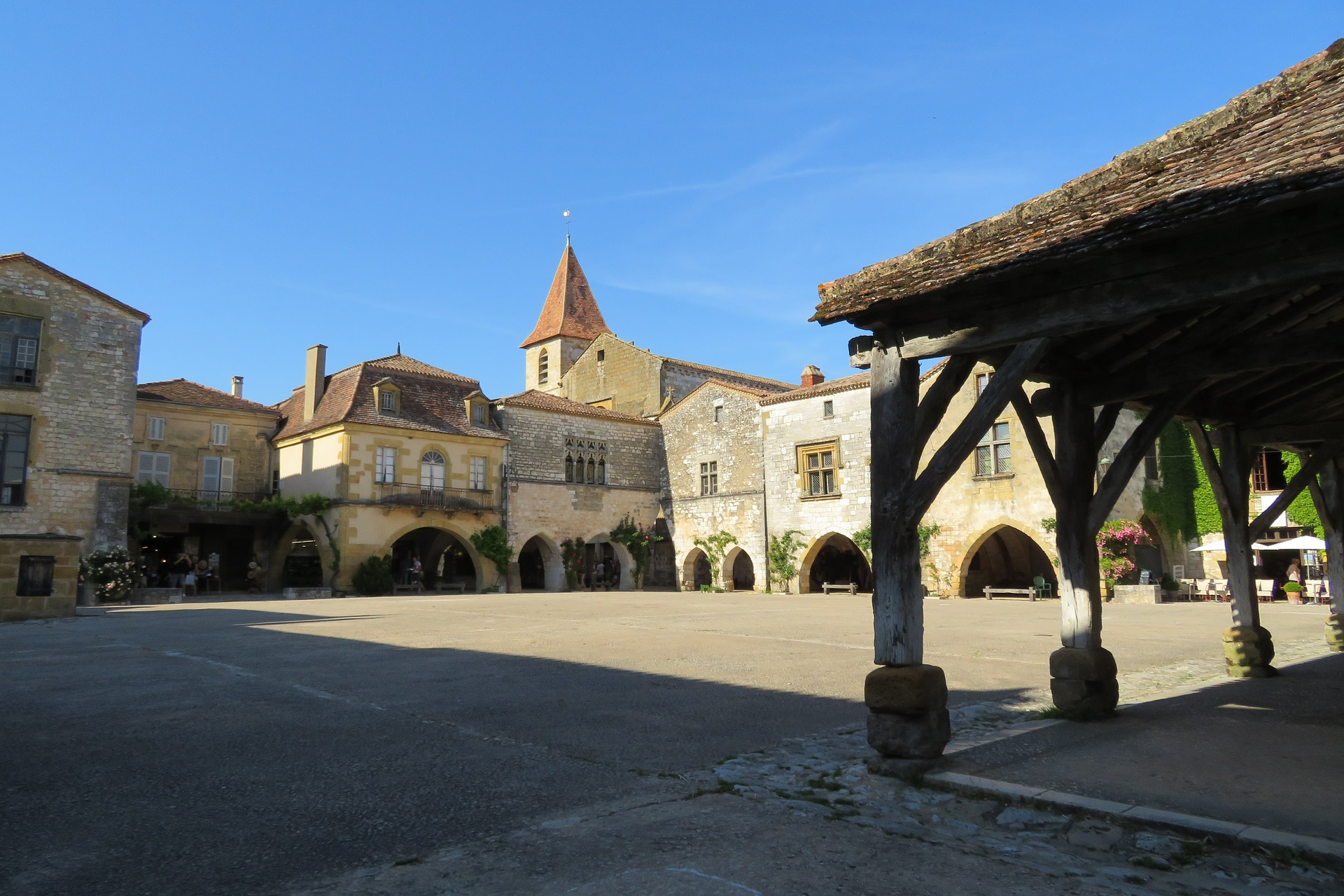week-end en Dordogne