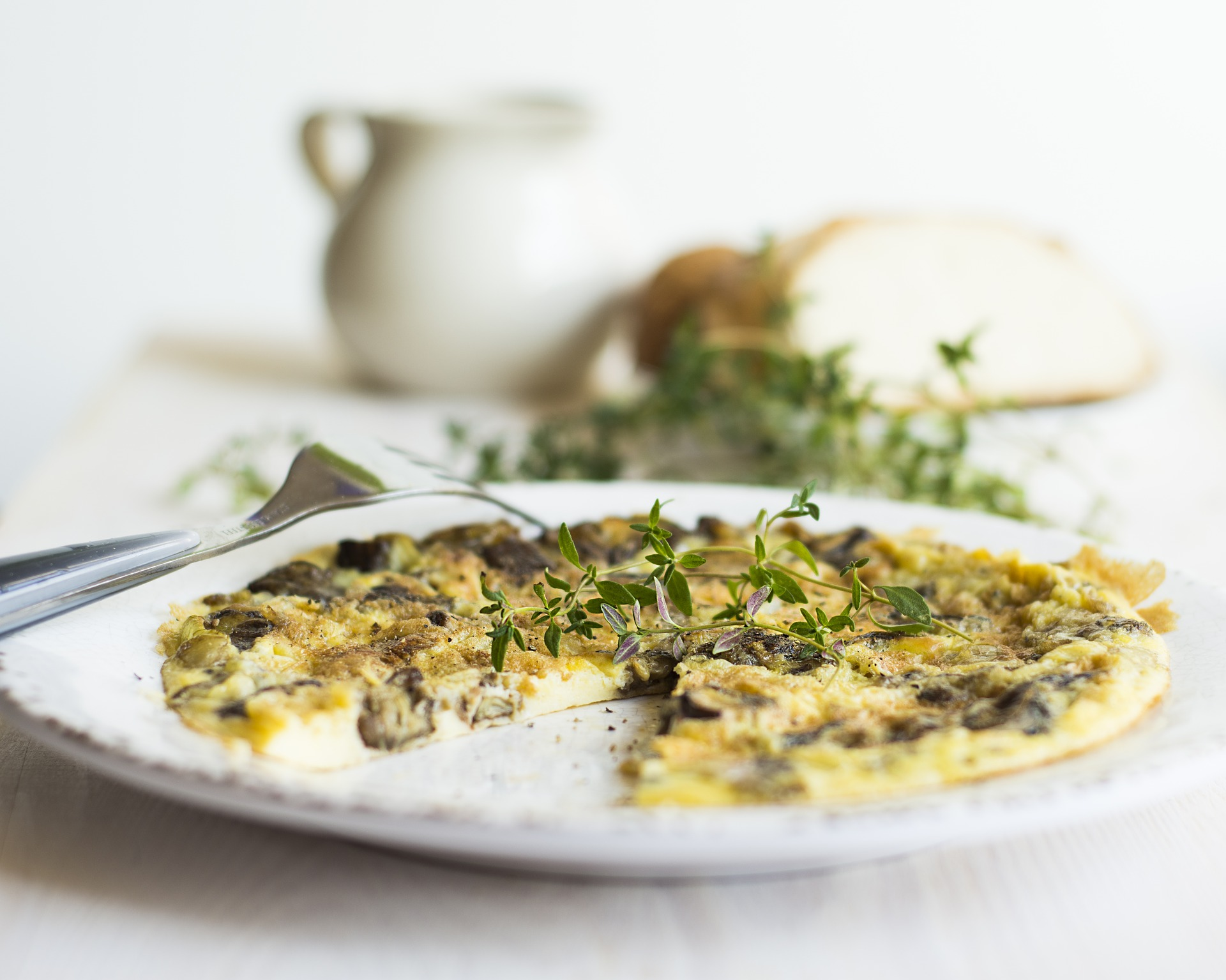 recette omelette aux truffes