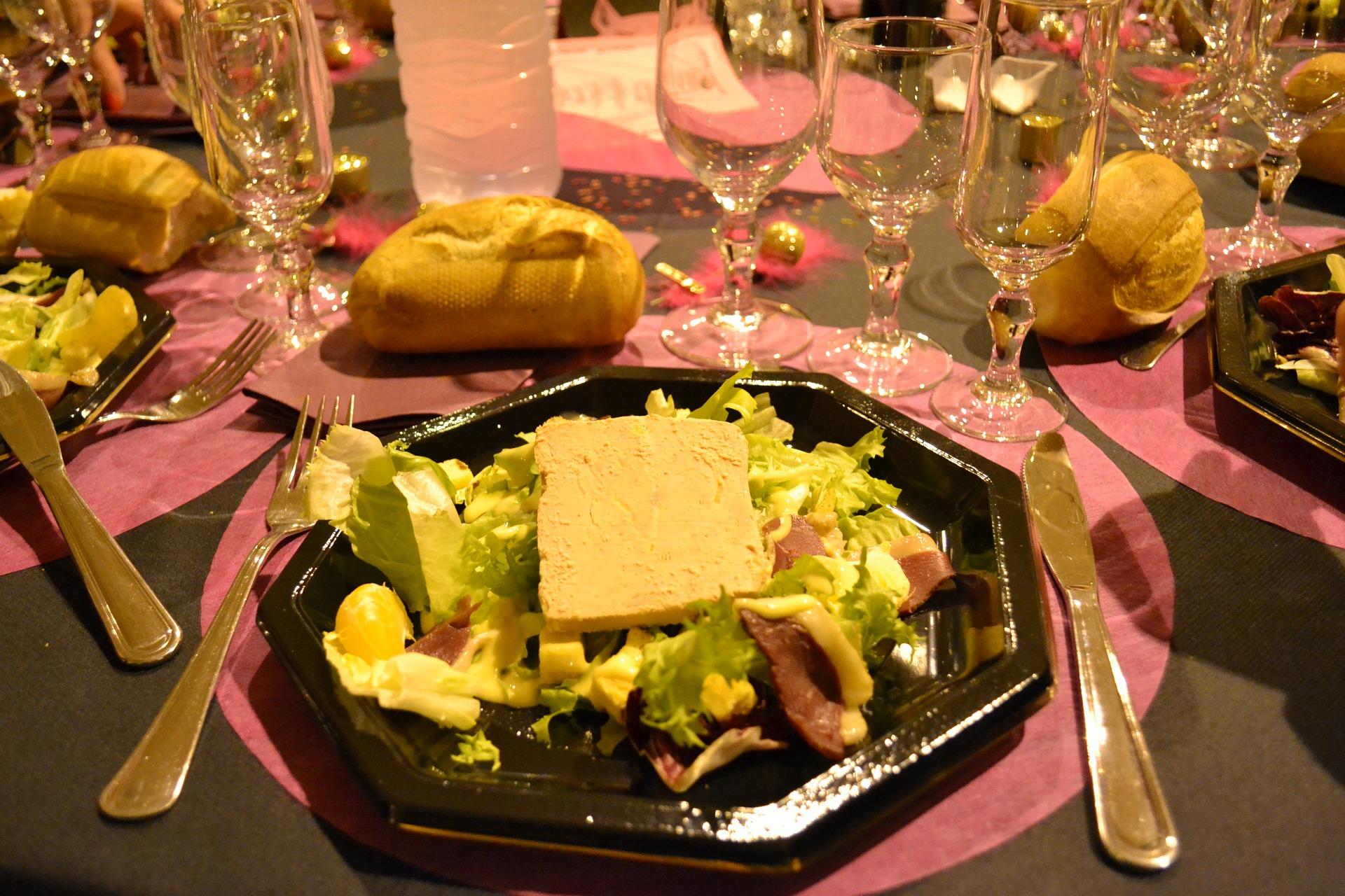 Recette de la salade périgourdine
